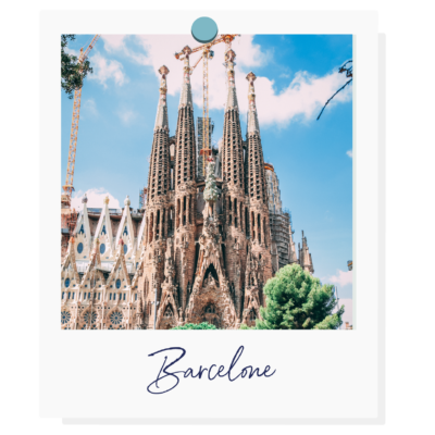 Séjour à Barcelone