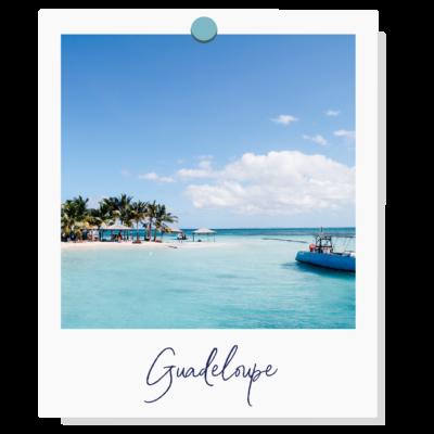 Séjour organisé en Guadeloupe